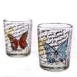 Theelichtje vlinder