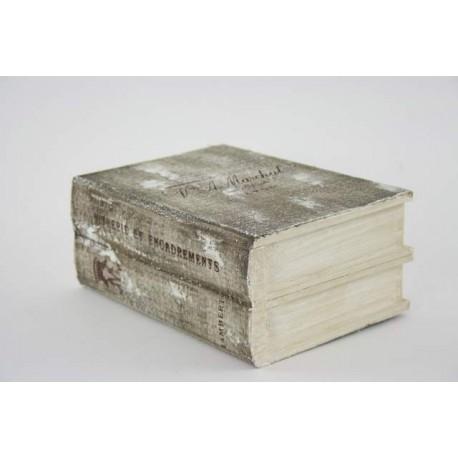 Belle kistje oud boek