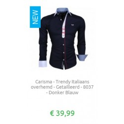 overhemd-carisma new