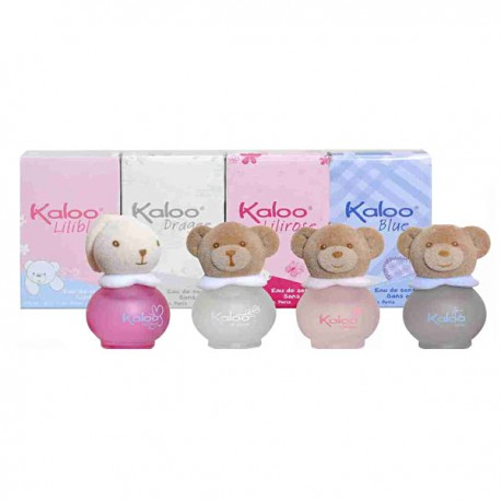 Kaloo miniaturen set 4x8ml