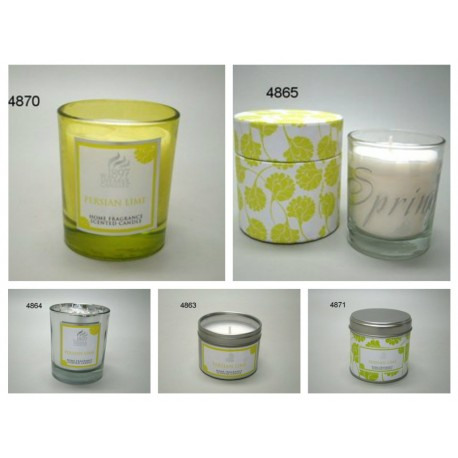 Shearer candles persian lime
