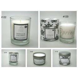 Shearer candles vanilla & coconut