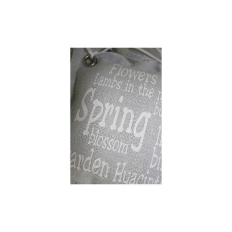 Hangkussentje Spring