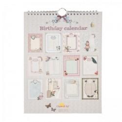 Verjaardags kalender