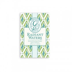 Radiant Waters Small Sachet