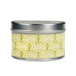 Gardenia Candle Tin