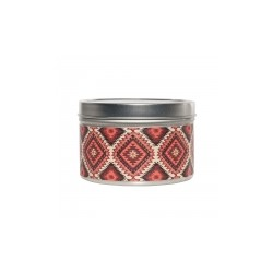 Ginger Cinnamon Candle Tin