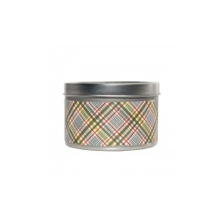 Apple Spice & Cinnamon Candle Tin N