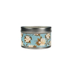 Magnolia Candle Tin