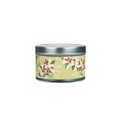 Merry Memories Candle Tin