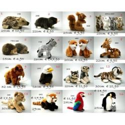 Pluche dieren