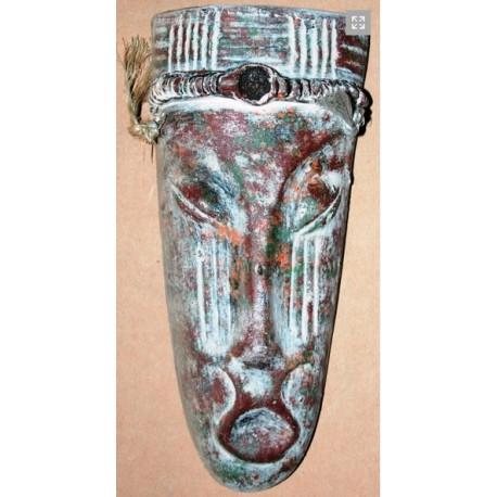Mexicaanse masker bruin