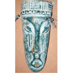 Mexicaanse masker groen