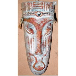 Mexicaanse masker rood