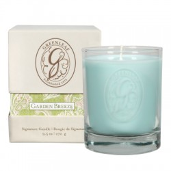 Radiant Waters boxed jar candle