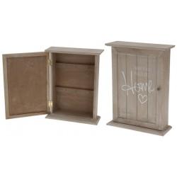 Sleutelkastje hout Home