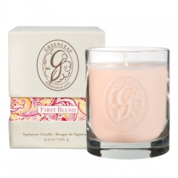 First Blush Boxed boxed jar candle