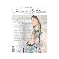 Jeanne d'Arc Living magazine 2015 nr.8