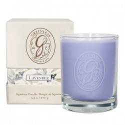 Lavender Boxed boxed jar candle