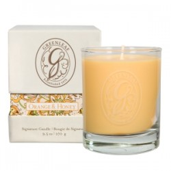 Orange & Honey Boxed boxed jar candle