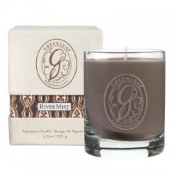 River Mist Signature  Boxed boxed jar candle