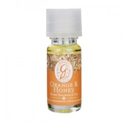 orange & honey home fragrance oil