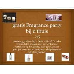 Fragrance party bij u thuis