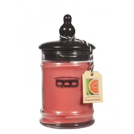 Bridgewater Small Jar-Grapefruit Splash