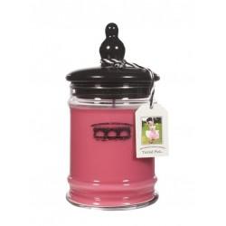 Bridgewater Small Jar-Tinkled Pink