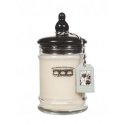 Bridgewater Small Jar-White Cotton
