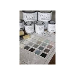Vintage paint jeanne d'Arc Living