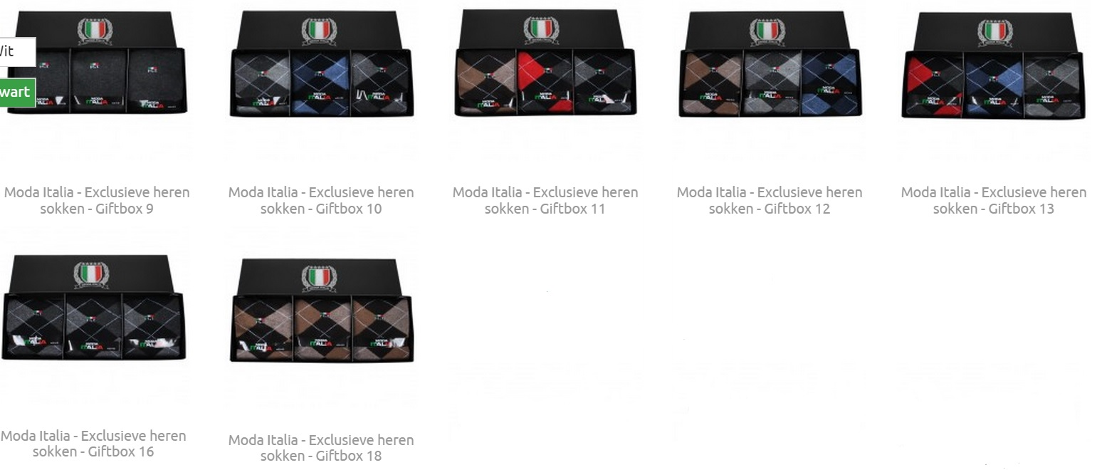 sokken giftbox